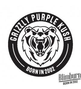 Grizzly purple kush