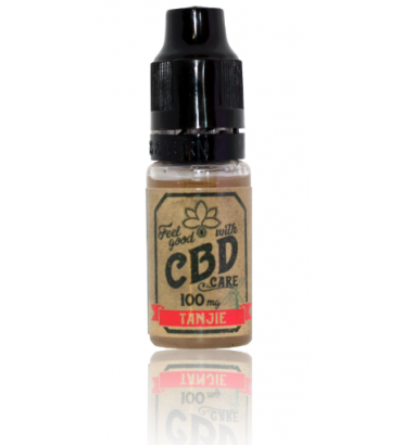 GREENBEE - CBD CARE full spectre TANJIE