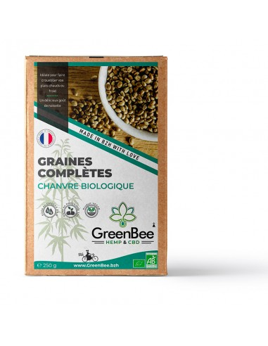 GREENBEE - Graines complètes /200g