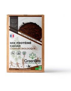 GREENBEE - Mix protéiné cacao
