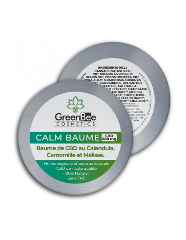 GREENBEE - Baume CALM