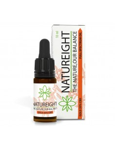 NATUREIGHT - Huile CBD full...